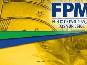 ?Municípios recebem nessa quinta-feira a 1ª parcela do FPM de agosto