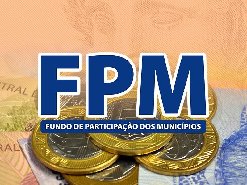 Primeiro repasse do FPM de outubro acontece nessa quarta (10)