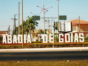 AGM parabeniza Abadia de Goiás pelos seus 61 anos