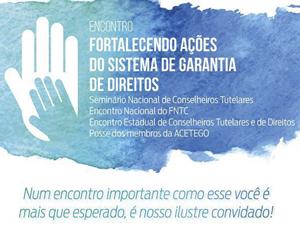 Seminário Nacional de Conselheiros Tutelares acontece nessa quinta (11)