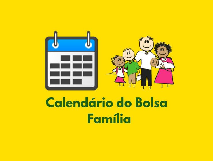 Divulgado calendário de pagamentos do Bolsa Família em 2019