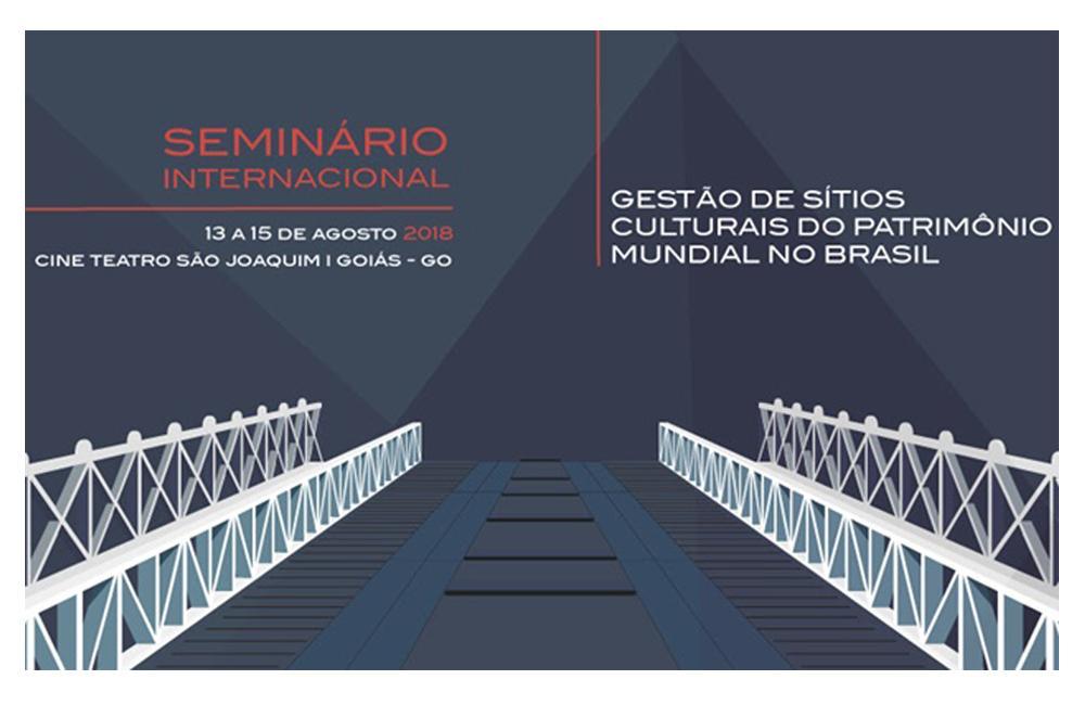 Cidade de Goiás sedia evento internacional