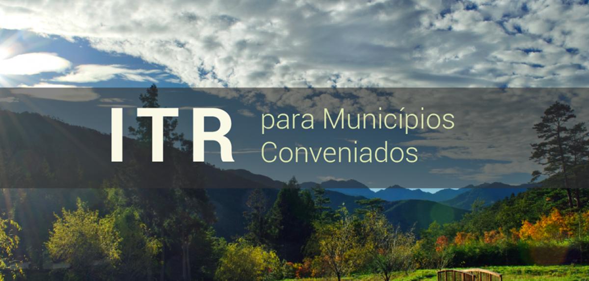 Inscrição para terceira turma do curso do ITR agora será entre 8 e 19 de junho