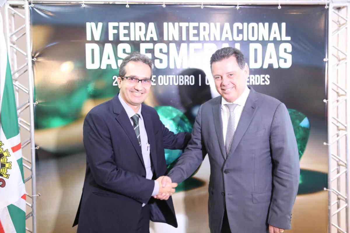 Campos Verdes promove a 4ª Feira Internacional das Esmeraldas