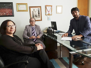 AGM realiza convênio com Faculdade Araguaia