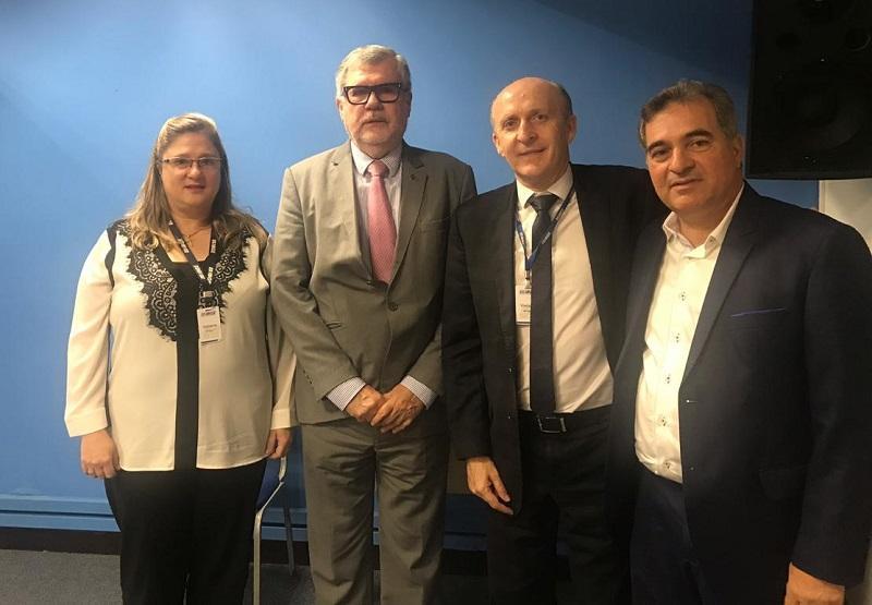 Presidentes da CNM e do IBGE se reúnem para tratar da estimativa populacional e do Censo 2020