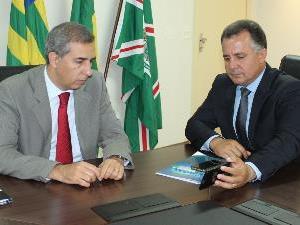 Presidente apresenta Programa Conheça Goiás a vice-governador