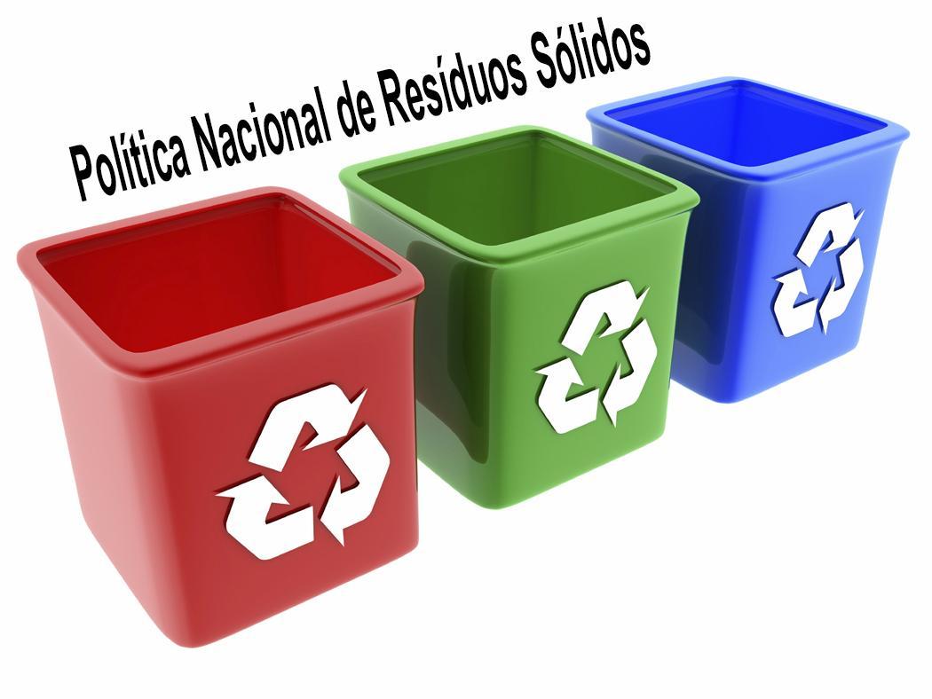 Lei da Política dos Resíduos Sólidos completa 8anos