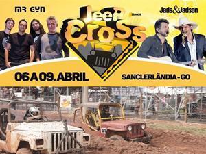 Depois de um ano, Sanclerlândia se prepara para Jeep Cross