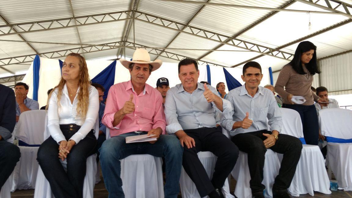Governo de Goiás anuncia reconstrução da GO-156 que beneficia Cezarina