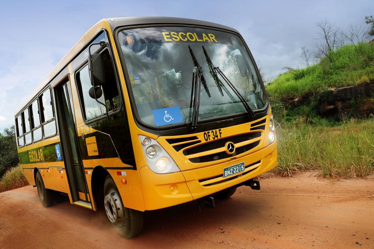 Prazo para responder pesquisa sobre transporte escolar rural