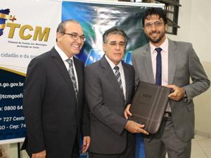 Trindade recebeu o Encontro Técnico Regional do TCM