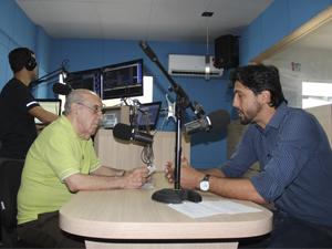 Presidente da AGM concede entrevista a Mil FM