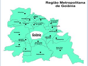 Prefeitos vão discutir alterações na Região Metropolitana de Goiânia