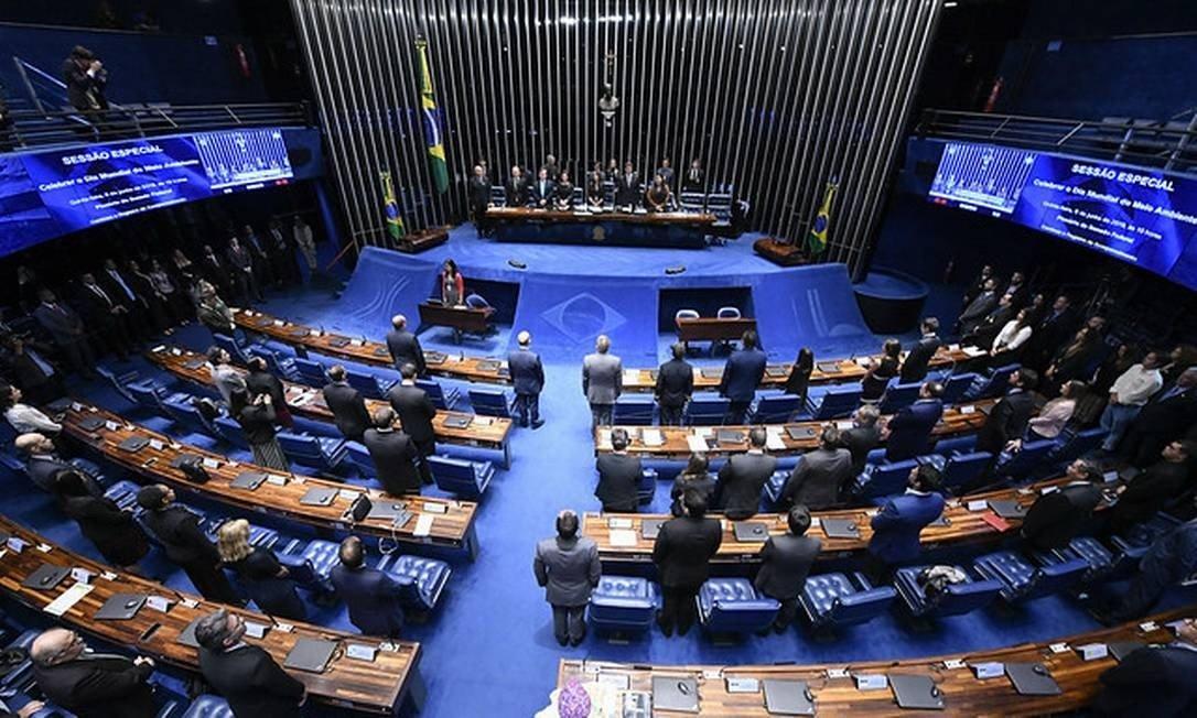 PEC Paralela da Previdência, que inclui municípios, é aprovada pelo Senado