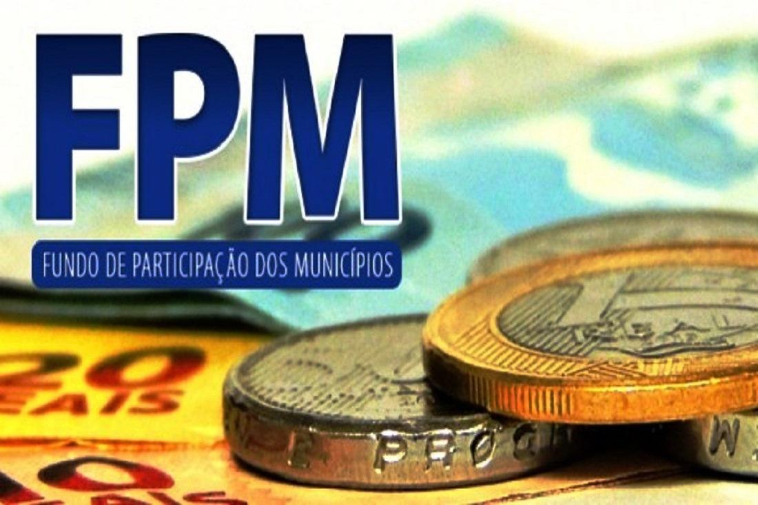 Repasse de FPM cai 12,44% e preocupa municípios