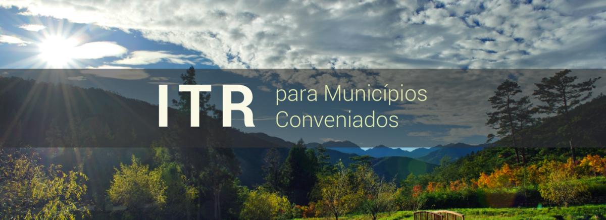 Já estão abertas as inscrições para o treinamento ITR