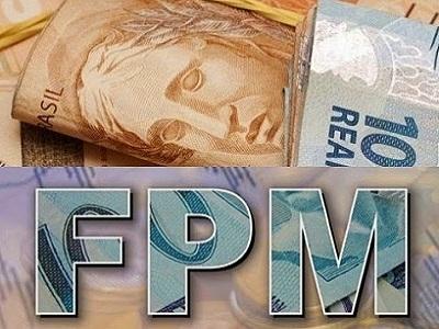 Creditado o 1º decêndio do FPM de setembro