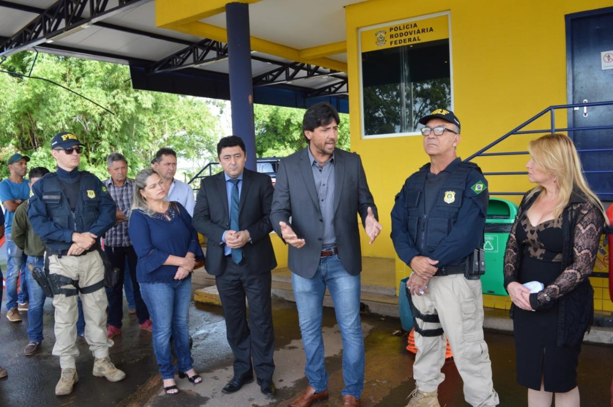 PRF e municípios discutem melhorias no Transporte Escolar