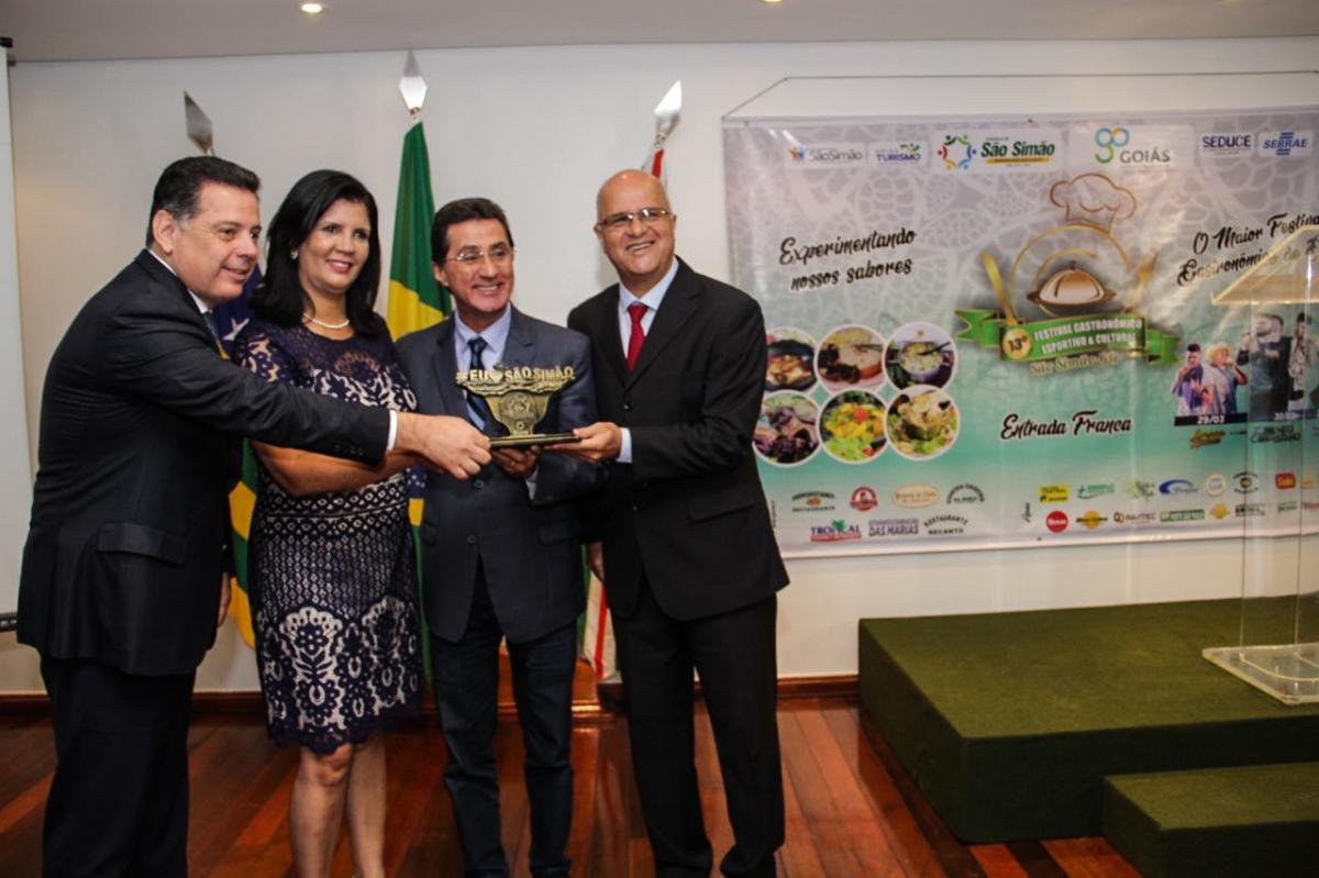 São Simão promove o seu 13º Festival Gastronômico, Esportivo e Cultural