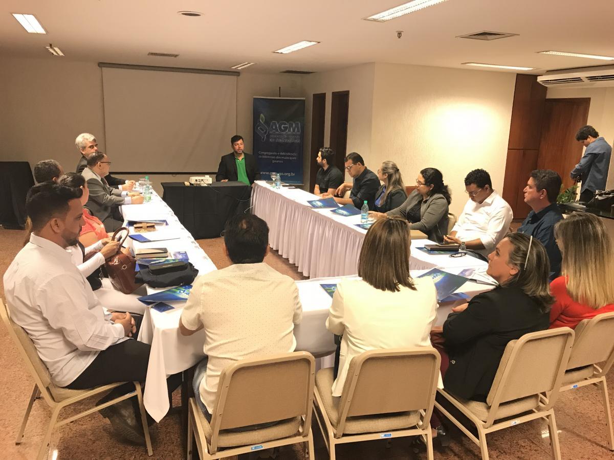 Secretários Municipais de Educação discutem desafios