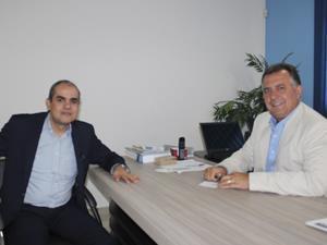AGM e Cetran discutem municipalização do trânsito