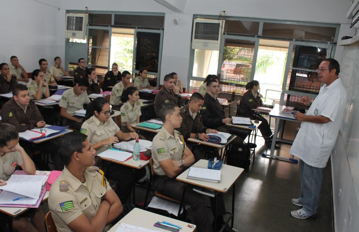 Abertas as inscrições para colégios militares de Goiás
