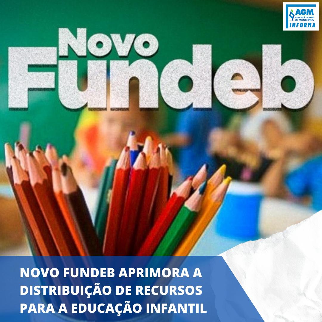 Novo Fundeb aprimora a distribuição de recursos para a educação infantil