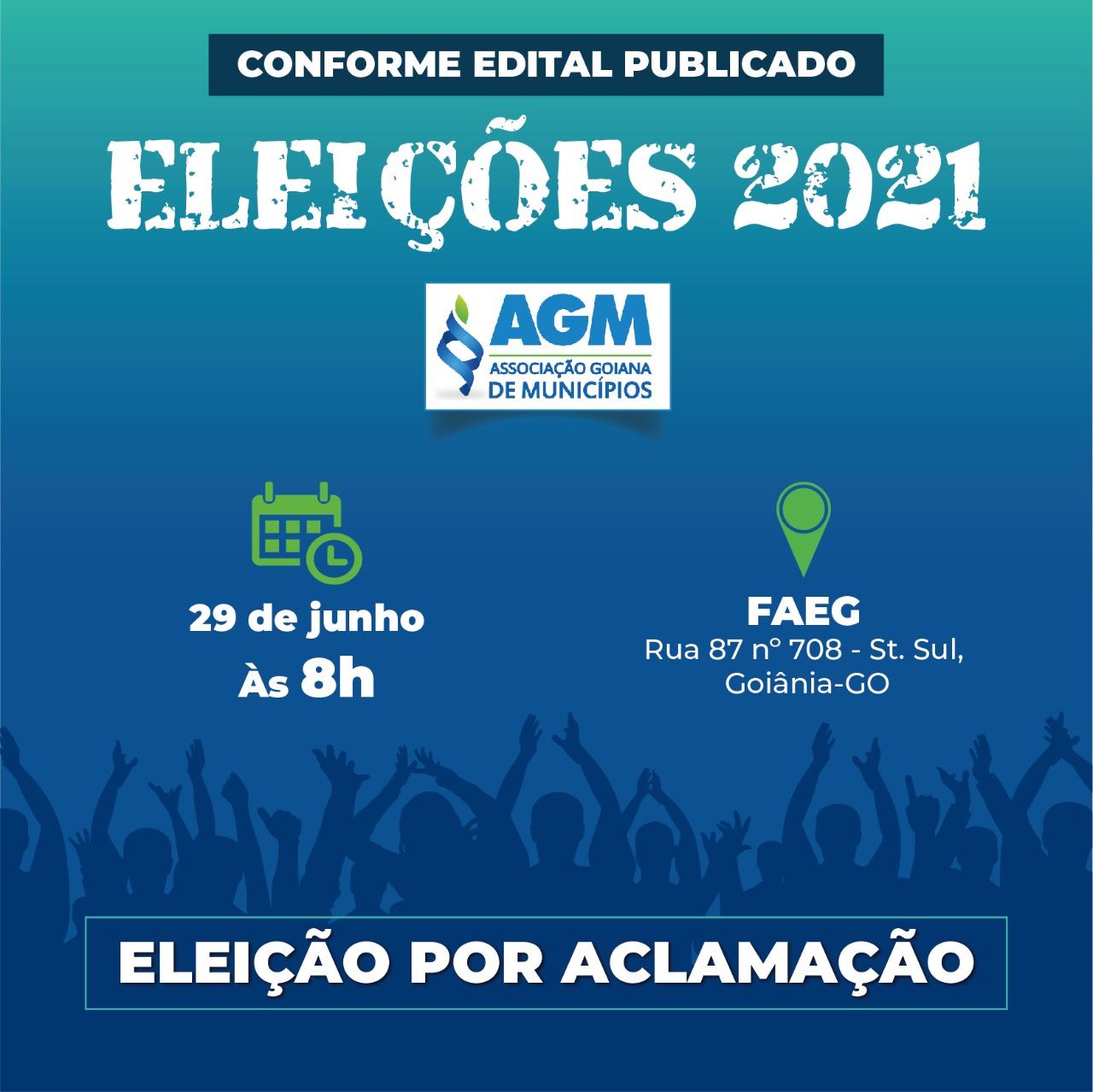 AGM promove eleições para sua diretoria