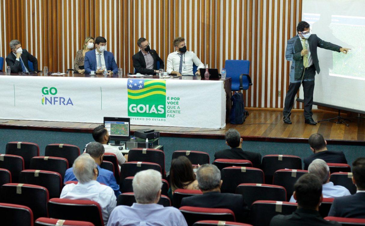 Apresentados quatro novos traçados para Anel Viário de Goiânia